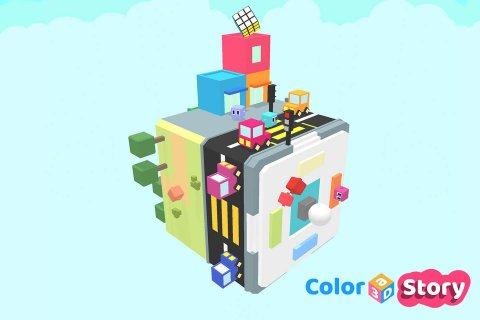 Color a Story: 3D